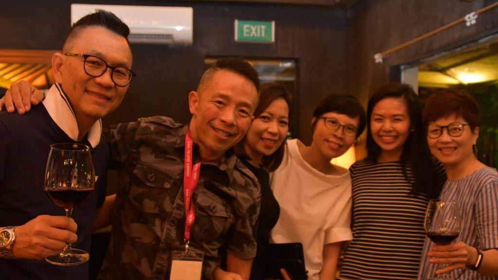 Steven Chan, Collin Low, Jeannelyn Luistro De Juan, Diana Pek, Nurul Rizali, Michelle Chan