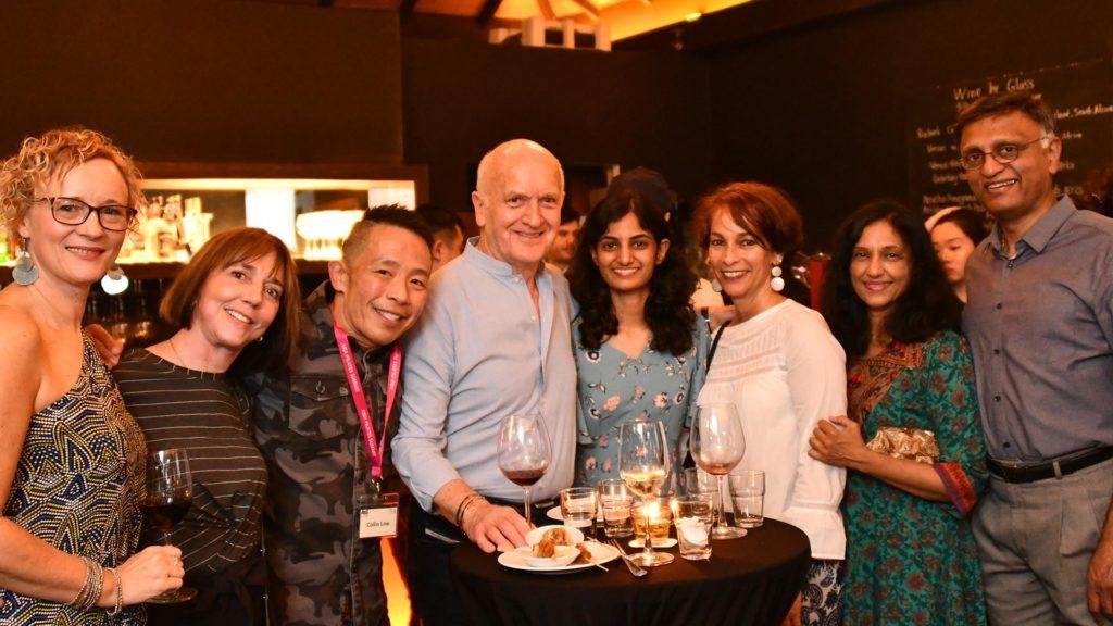 Patricia Guyton, Collin Low, Alan Herdman, Nanthini Pillay, Anna Raja, Shyamini, Dr Ravi Pillay