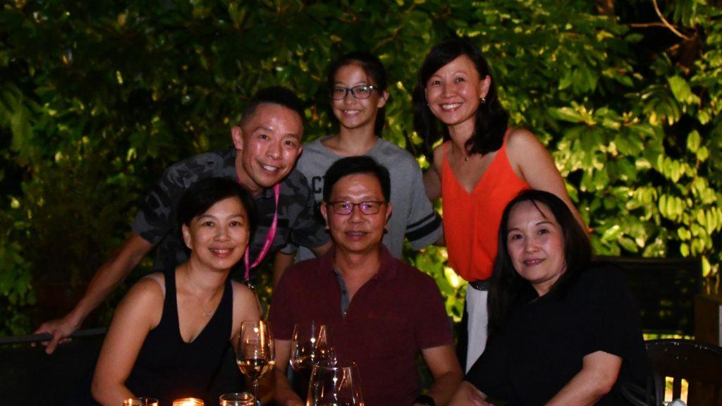 Collin Low, Kayen, Keren Ong Saw Bee Leng, John Lim, Serene Teo